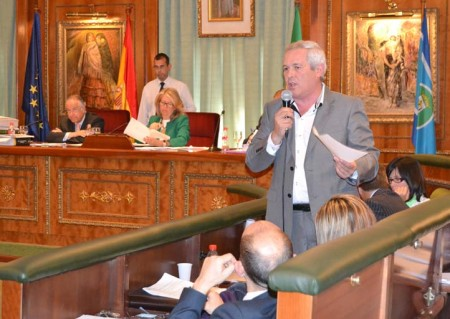 OSP busca el apoyo del pleno para solicitar a la Junta y al Gobierno inversión en infraestructuras en el municipio