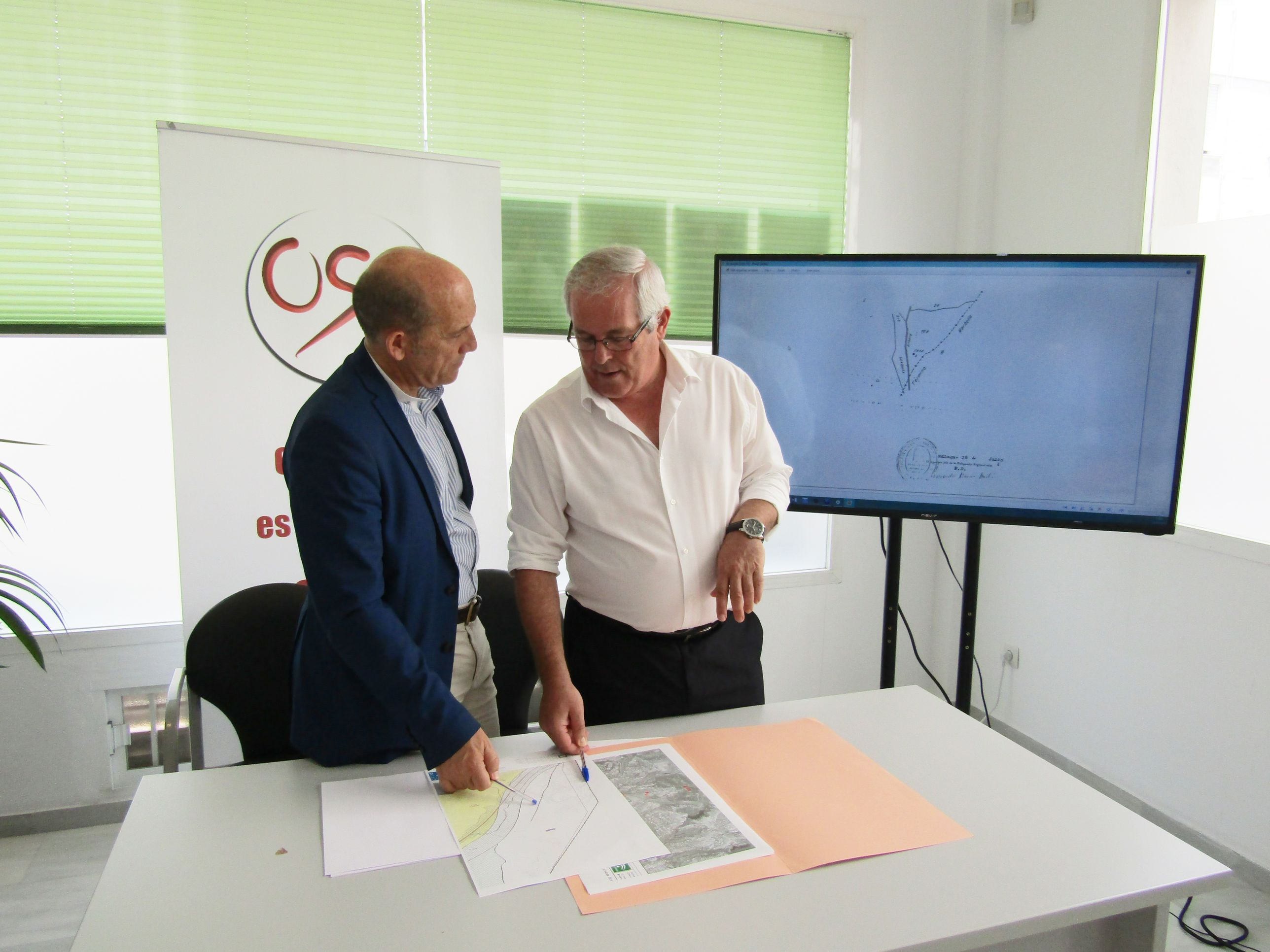 OSP solicitará en el próximo Pleno que todos los documentos oficiales del Ayuntamiento reflejen las lindes legales entre Marbella y Benahavís
