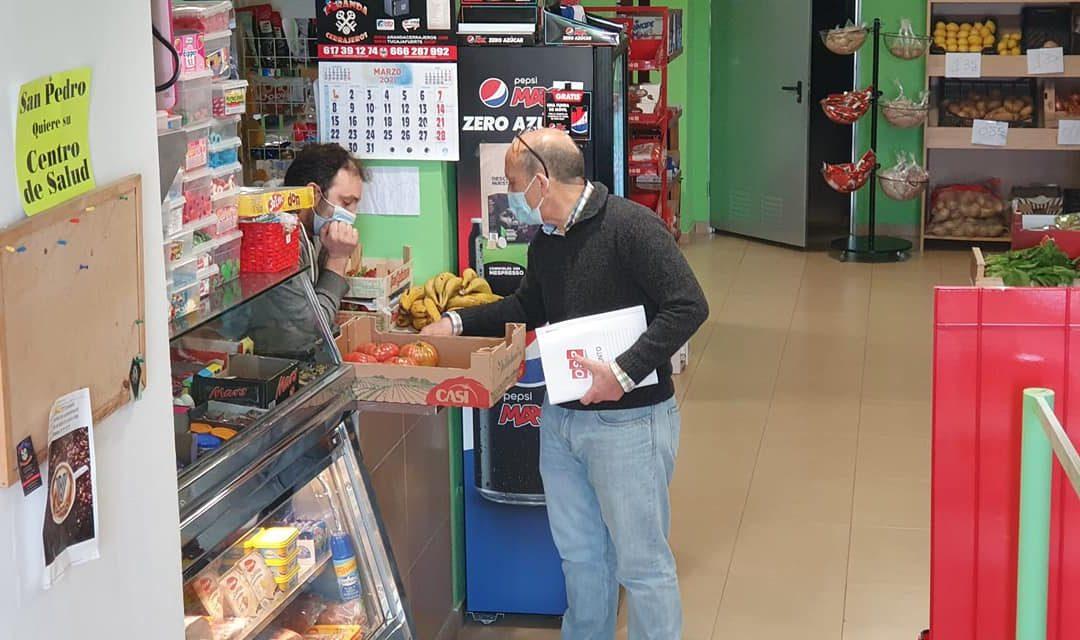 Cristóbal Garre desvela la manipulación de datos con respecto al número de autónomos, comerciantes y PYMES del municipio que dio en el pleno de octubre.